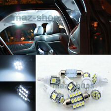 15Pcs LED SMD Interior Light Lamp Package 12V Kit For 2011-2013 Dodge Charger