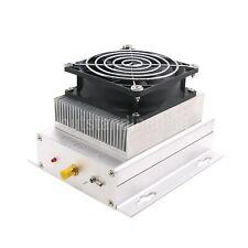 HF Radio Power Amplifier UHF 400-470MHZ 433MHZ 80W Ham Interphone+Heatsink+Fan