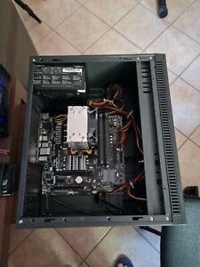 GIGABYTE GA-78LMT-USB3 R2 +  AMD FX 8320  + CABINET + DISSIPATORE