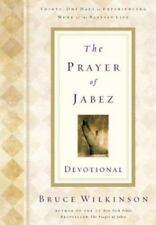 The Prayer of Jabez: Devotional, Bruce Wilkinson, 1576738442, Book, Good