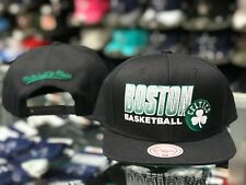 Boston Celtics SCORE KEEPER Snapback Mitchell & Ness NBA Adjustable Hat