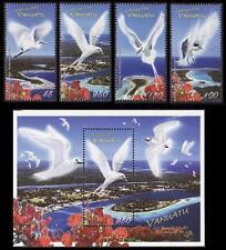 Flowers Ni-Vanuatu Stamps 1980-Now