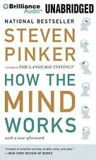 How the Mind Works by Steven Pinker (2014, MP3 CD, Unabridged)