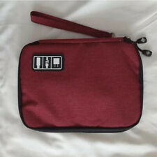 Travel Electronic Accessories Cable Organizer Cord Storage Bag Power Bank Case
