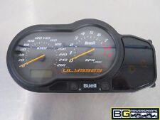 EB352 2009 09 BUELL XB12 X ULYSSES SPEEDOMETER IN KILOMETERS