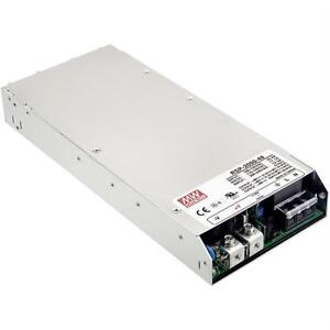 MeanWell RSP-2000-24 2000W 24V 80A Industrial power supply