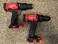 V20* CORDLESS 1/2-IN. DRILL/DRIVER AND 1/2-IN. HAMMERDRILL 2 BATTERIES CHARGER