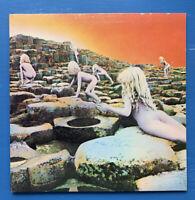 """Led Zeppelin Houses Of The Holy Atlantic SD 7255 Vinyl 12"""" LP Record Album"""