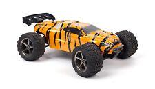 Custom Body Tiger Style for Traxxas 1:16 E-Revo Truck Car Shell Cover 1/16 Mini