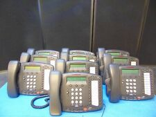 Lot Of 10~3Com~3102~Office Phones W/Stands & Handsets~Free Shipping~ Rh122