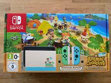 Console Nintendo Switch Édition Animal Crossing - Neuve (toujours scellée)