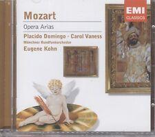 Mozart: Opera Arias CD