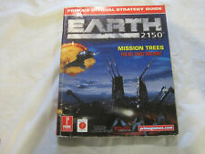 Earth 2150 Mission Trees Prima Official Strategy Guide~PC~Free Ship~LBDLH