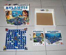 Gioco LEGO ATLANTIS TREASURE Perfetto Lego 3851 Completo 2010 Atlantide