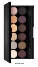 Sleek MakeUp i-Divine EyeShadow 12 Colours Palette Shade(AU NATUREL) NEW