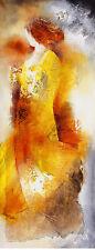 WIL LOF meet together III poster stampa d'arte immagine 90x35cm-SPEDIZIONE GRATUITA