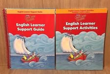 SRA Open Court Reading English Learner Support Guide & Activities Level K - NEW