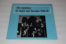 The Legendary St. Regis Jam Sessions 1938-39~Almanac Record Co.~FAST SHIPPING