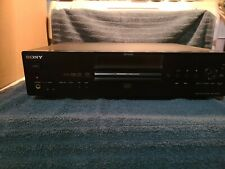 SONY DVP-NS900V SACD/DVD PLAYER Tested No Remote 5.1 Audio Out