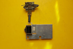REVOX C270 Tension Tape Guide Assembly PULL + Solenoid UP Down System