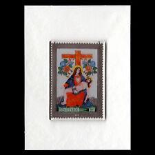 Austria 2016 - Glass Stamp Paintings Art Pieta and Cross - Sc 2620 MNH