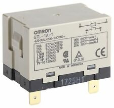 Omron G7L Series DPNO HD Power Relay, 25A 225Vac coil - New in Box