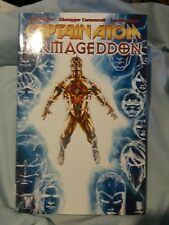 CAPTAIN ATOM ARMAGEDDON, FALLEN ANGEL and THE LOSERS TPBs  NM  DC COMICS
