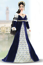 "Barbie Princess of Italy Renaissance "" Dolls of the World"" NIB REDUCED SHIPPING"