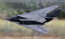 LX Skyflight F117 Nighthawk 70mm EDF RC KIT Plane W/O Motor Servos ESC Battery