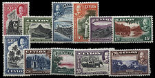 Pictorial Cancellation George V (1910-1936) Ceylon Stamps