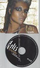 CD--KELIS--ACAPELLA --TRACK-