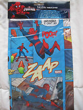 Spider-Man Plastic Party Table Covers and Skirts