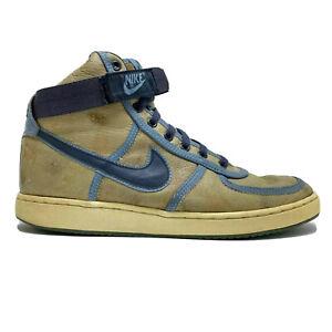 Nike Vandal Supreme Premium Hi Men's Size 11.5 Sand | Blue | Stone 307815-201
