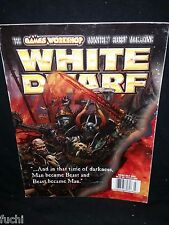 White Dwarf #294 Storm of Chaos, Imperial Guard Armoured Companies, LOTR Battle