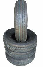 4 New Tires 235 85 16 Loadmaxx 14 Ply ST Trailer Steel Belted Radial 125L