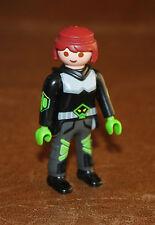 Playmobil top agent secret femme 4878