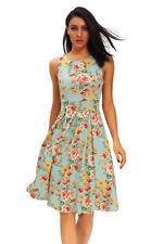 Petites Floral Tea Dresses for Women