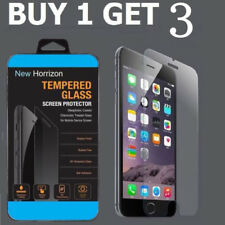 Genuine Tempered Glass Film Phone Screen Protectors For Apple iPhone 7 Plus