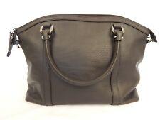 Gucci Women's Leather Brown Medium Top Handle Bag