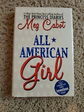 All-American Girl by Meg Cabot First Edition (2002, Hardcover)