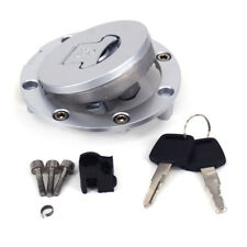 Gas Fuel Tank Cap Cover Kits Keys Lock For Honda CB400 93-98 CBR600 F2 F3 CBR750