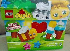 NEW  LEGO  DUPLO  MY  FIRST  CREATIVE  CHEST  10817