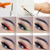 15 Colors Waterproof Matte Eye Liner Eye Liquid Eyeliner Pencil Lasting Makeup