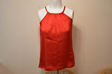 Women's The Limited Red Blouse Top Size Extra Small (XS)