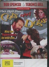 Cats & Dogs DVD Terrance Hill Bud Spencer Local Post Region 4