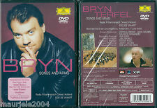 Bryn Terfel. Songs and Arias (2002) DVD NUOVO SIG Andrea Bocelli & Renée Fleming