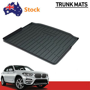 Rear Boot Trunk Liner Cargo Protector Mat Heavy Duty for BMW X3 G01 2017-2021