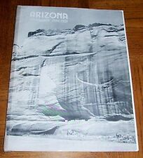 MAY 1937 ARIZONA HIGHWAYS BLACK & WHITE ISSUE -EXTRA RARE- WICKENBURG- CALABAZAS