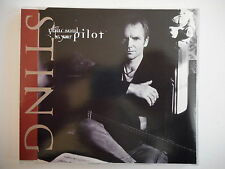 STING : LET YOUR SOUL BE YOUR PILOT ( REMIXES ) [ CD SINGLE ] ~ PORT GRATUIT