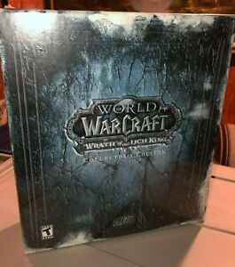 World of Warcraft: Wrath of the Lich King (Collector's Edition) - FACTORY SEALED